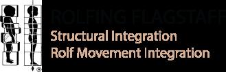 Rolfing® Flagstaff Logo